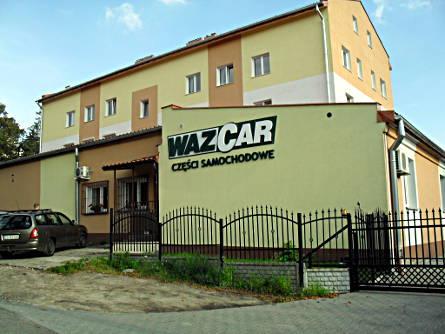 Wazcar - części samochodowe